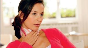 Akut ve kronik faranjit belirtileri ve tanı ve tedavi yöntemleri