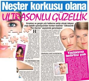 İstanbul Ulthera, ulthera fiyatları