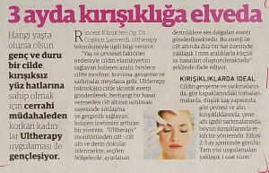 ultherapy yüz germe, ultherapy fiyatları