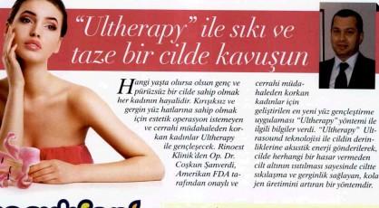 Ameliyatsız Yüz Gerdirme, Ultherapy Merkezi İstanbul